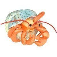 Henry Hermit Crab with Shell 5 by Douglas Cuddle Toys