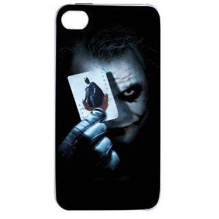 Apple Iphone 4/4s Hard Case Joker From Batman Cases