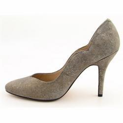 Joan & David Dabanas Womens Grey Pump Shoes