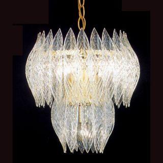 Kerchief 4 light Polished Brass Finish Chandelier Today $129.99 4.0