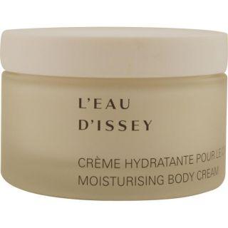 Issey Miyake Leau Dissey Womens 6.7 oz Body Cream