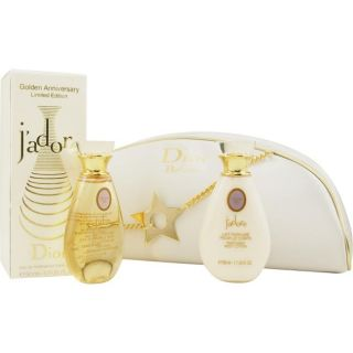 Christian Dior Jadore Womens Four piece Fragrance Set