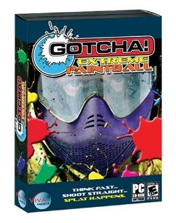 GOTCHA! Extreme Paintball: Software