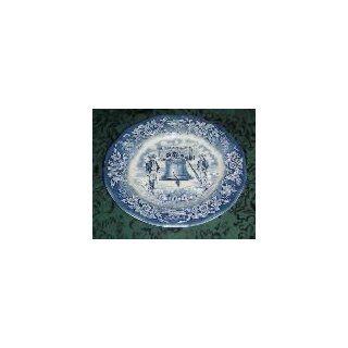 1776/1976 AVON LIBERTY BELL BICENTENNIAL PLATE Everything
