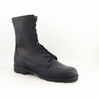 Altama Mens Combat Zipper Black Military Boots (Size 7)