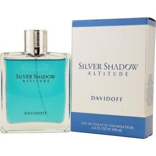 Davidoff Silver Shadow Altitude Mens 3.4 ounce Eau de Toilette