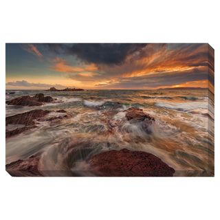 Call of the Ocean Oversized Gallery Wrapped Canvas