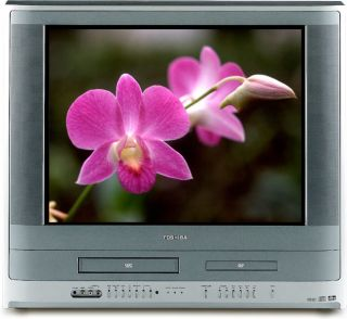 Toshiba MW20FP3 20 in. Diagonal FST PURE TV/VCR/DVD (Refurbished