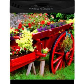 Appliance Art Flower Cart Dishwasher Cover Today: $43.99