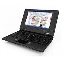 7 Mini Netbook Laptop Notebook WIFI Windows Black Netbook