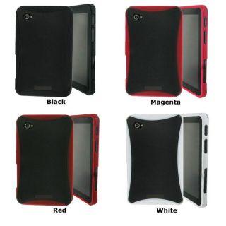 rooCASE 2 in 1 Samsung Galaxy Tab Hybrid TPU Case Bundle