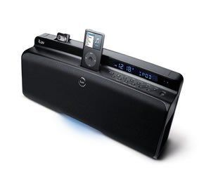 Hi Fi Audio System for iPod w/ BluePin  Players