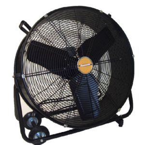 "Pinnacle Products Intl Inc PT 24 DDF 24"" Cart MNT Barrel Fan"