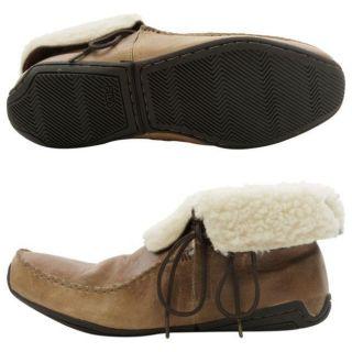 Fila Zen X Beige Mens Ankle Boots