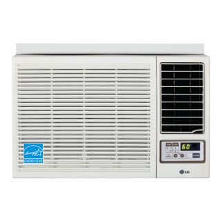 12,000 BTU Heat and Cool Window Air Conditioner with Remote