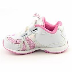 Disney Princess Toddler PRF322 White/Pink Walking Shoes