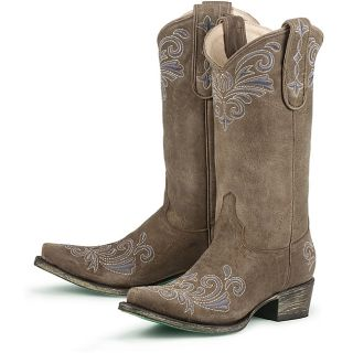 Lane Boots Dawson Womens Black Cowboy Boots