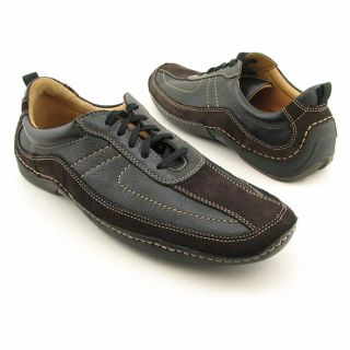 JOHNSTON & MURPHY Mens Searcy Athl Brown Shoes Mens (Size 8.5