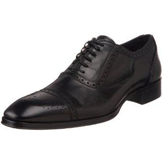 To Boot New York Mens Morgan Cap Toe Oxford,Parma Black,9 M US Shoes