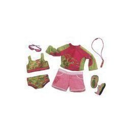 American Girl Jesss 2 in 1 Kayaking Outfit Toys