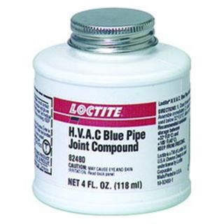 Loctite 82480 .25 pt Brush Can Blue H.V.A.C. Pipe Be the first to