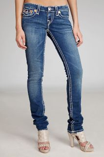 True Religion  Julie Super T Del Mar Jeans for women