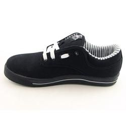 Vlado Mens Spectro 3 Black Sneaker Shoes