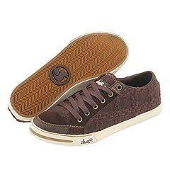 DVS Shoe Company Farah W Brown Canvas