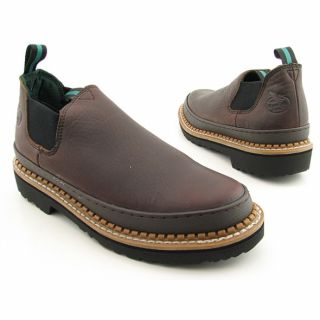 Georgia Romeo Giant Mens Brown Soggy Wide Work Boots
