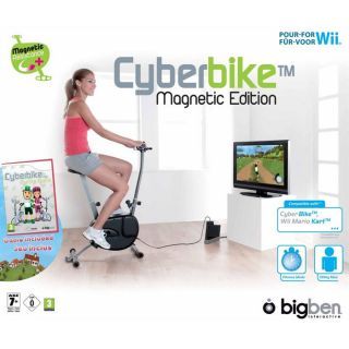 CYBERBIKE MAGNETIC EDITION WII   Achat / Vente WII CYBERBIKE MAGNETIC