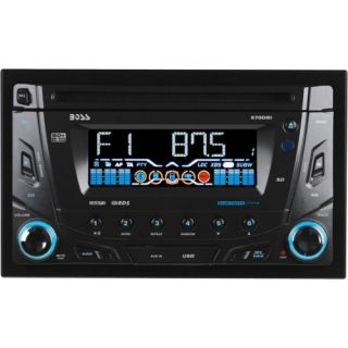 Boss 870DBI Car CD/ Player   320 W RMS   iPod/iPhone Compaible