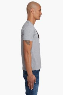 Comme Des Garçons Play  Cotton Jersey Heart T shirt for men