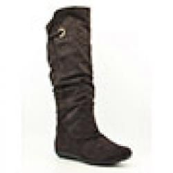 R2 By Report Keyes Womens Brown Knee Boots