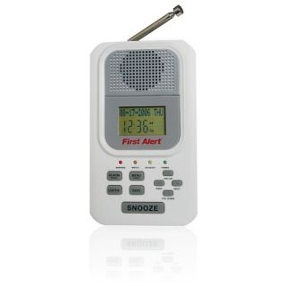 Sima WX 150 Weather & Alert Radio for Personal with Civil Emergency M