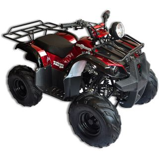Trailrover Red 125cc Automatic Transmission ATV Today $1,499.99