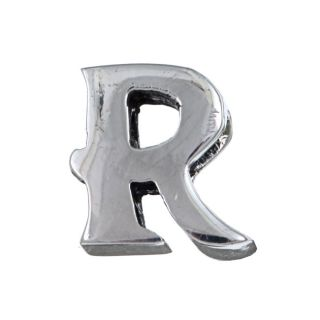 Signature Moments Sterling Silver R Alphabet Bead