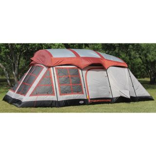 Texsport Big Horn Three room Family Cabin Tent