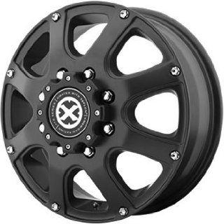 American Racing ATX Ledge 17x6 Teflon Wheel / Rim 8x6.5 with a 111mm