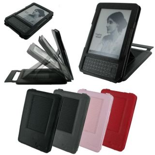 rooCASE  Kindle 3 Multi view Leather Case