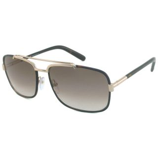 Tom Ford Mens TF147 Martine Aviator Sunglasses