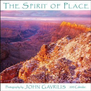 The Spirit of Place 2013 Mini Wall Calendar Office