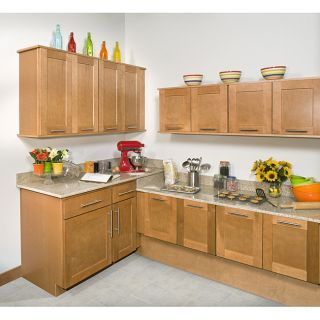 Stained Wall Kitchen Cabinet (15 x 30) Today $328.19