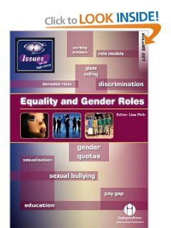 Equality and Gender Roles (Issues Vol 221) Lisa Firth 9781861686060