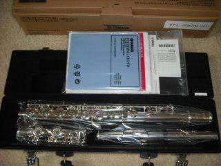 Yamaha YFL221 Flute Musical Instruments