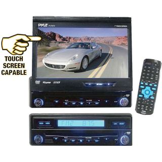 Pyle 7 inch Touch Screen DVD/ / Radio Player