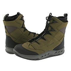 Columbia Henrys Fork Wading Boot Sage/Black(Size (Size 11 D   Medium