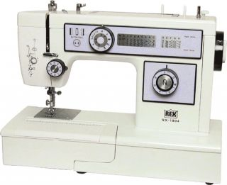 Rex Sewing Machine and Essentials Combo