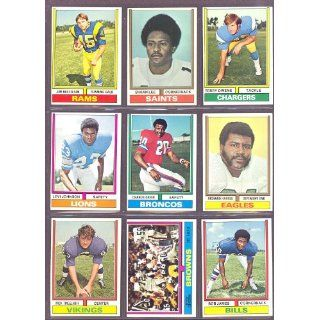 1974 Topps #228 Terry Owens Chargers (Near Mint
