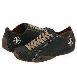 Dr. Martens Lenny 8 Eye Shoe Black