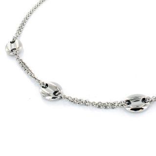 Stainless Steel Designer Inspired Long Necklace